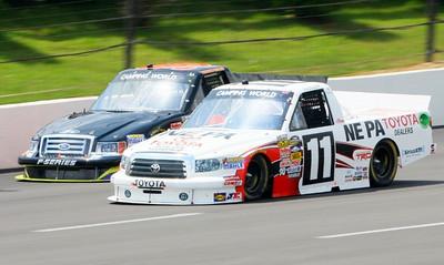 Pocono Raceway NCWTS Dave Dalesandro/MSI Photo