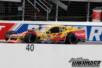 NASCAR Whelen Mod Practice @ NHMS - 9/23/16 - Matthew Wiernasz
