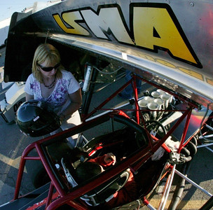 Oswego Speedway ISMA/Dave Dalesandro MSI Photo