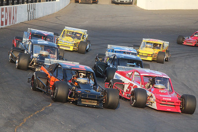 Matt Wiernasz Seekonk Speedway Open Wheel Wednesday July 17th
