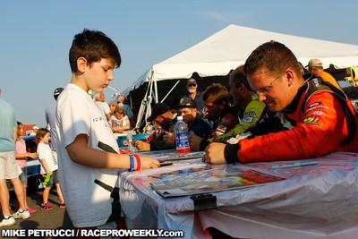 Seekonk Speedway Open Wheel Wednesday - Mike Petrucci