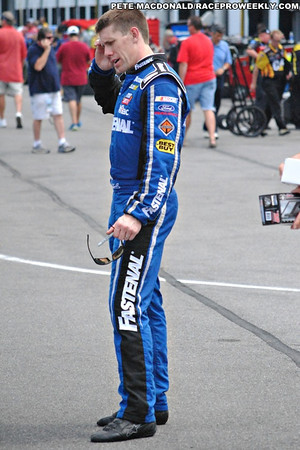 Pete MacDonald Pocono Raceway 08/03/12