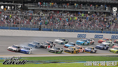 Talladega Superspeedway - NASCAR Finishes 4/30 & 5/1 - Phil Cavali