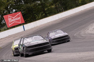 Thompson Speedway - For the Fans Night - Sept. 9 - Mike Petrucci