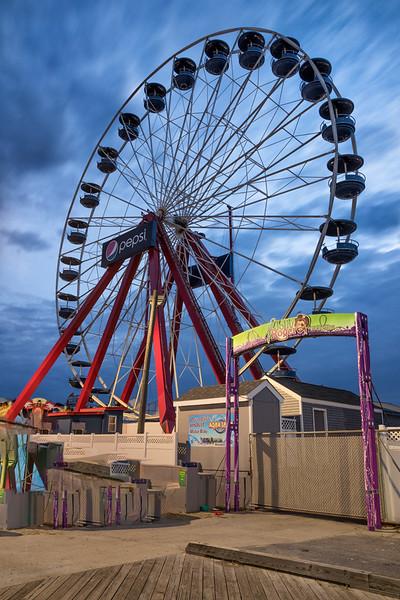 Ocean City amusement park