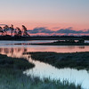 Pre-dawn, Black Duck Pond, Chincoteague NWR
