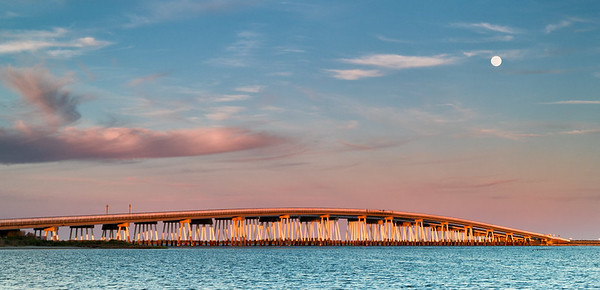 Bridge to Assateague Island
