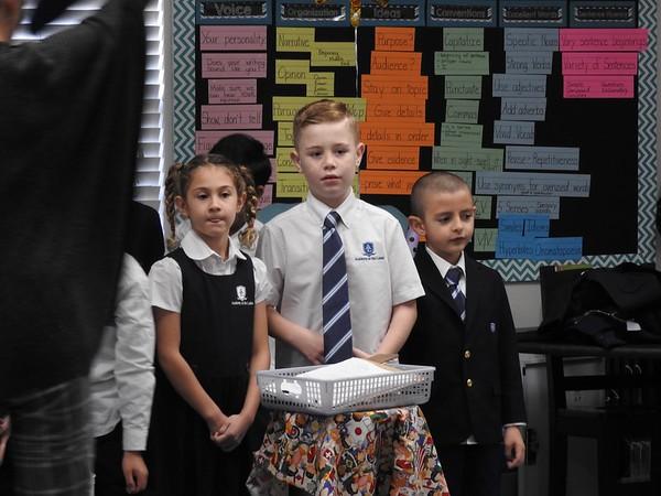 2nd Grade Assembly 1-31-2018