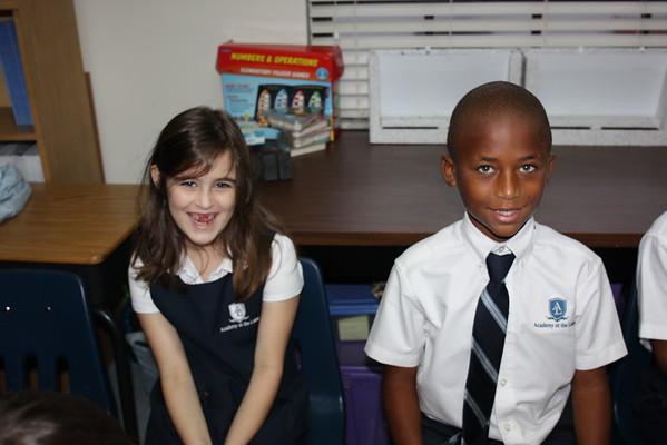 2nd Grade Assembly