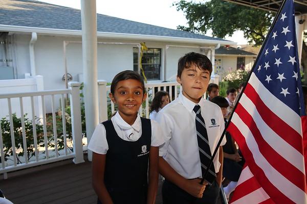 3rd Grade Hosts Morning Assembly April 2018