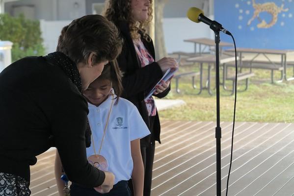 3rd Grade Multiplication Olympics Assembly