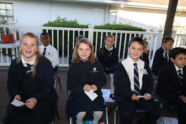 Second Grade Assembly Dec.2014