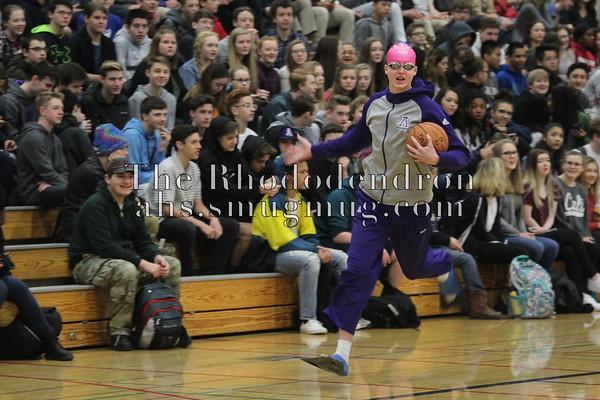 Spring Sports Kick-Off Assembly