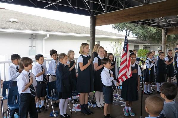 Third Grade Assembly 12-2015