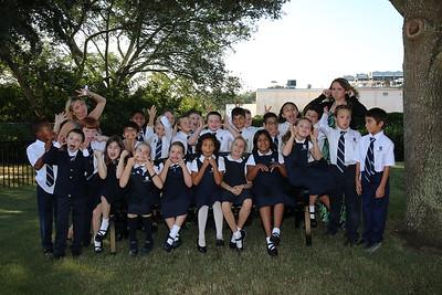 Third Grade Assembly Oct. 2016