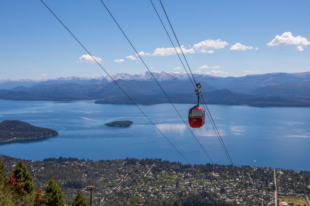 Cerro Otto Cable Car in Bariloche
