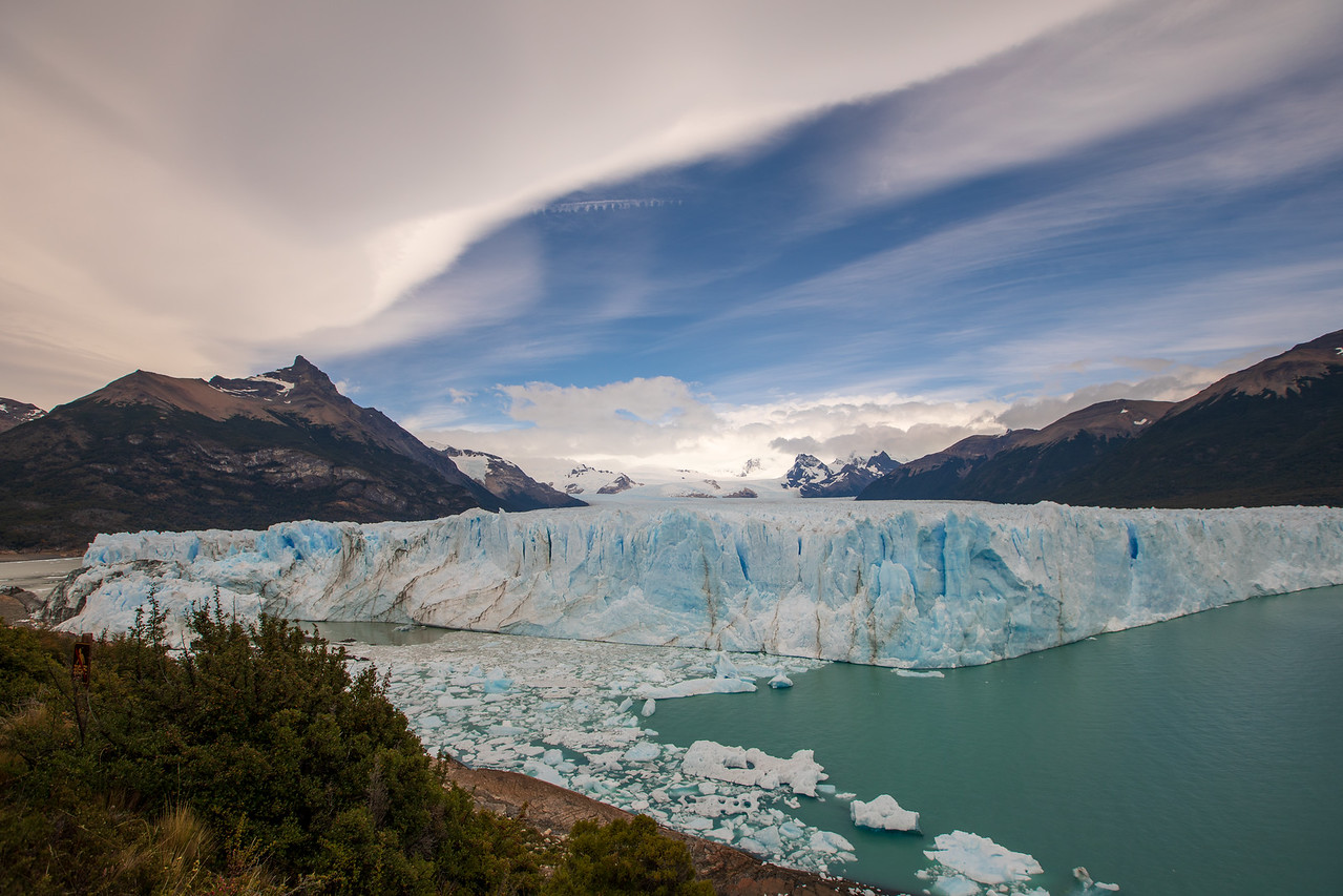 No Argentina Adventure is complete with a trip to the Perito Moreno Glacier
