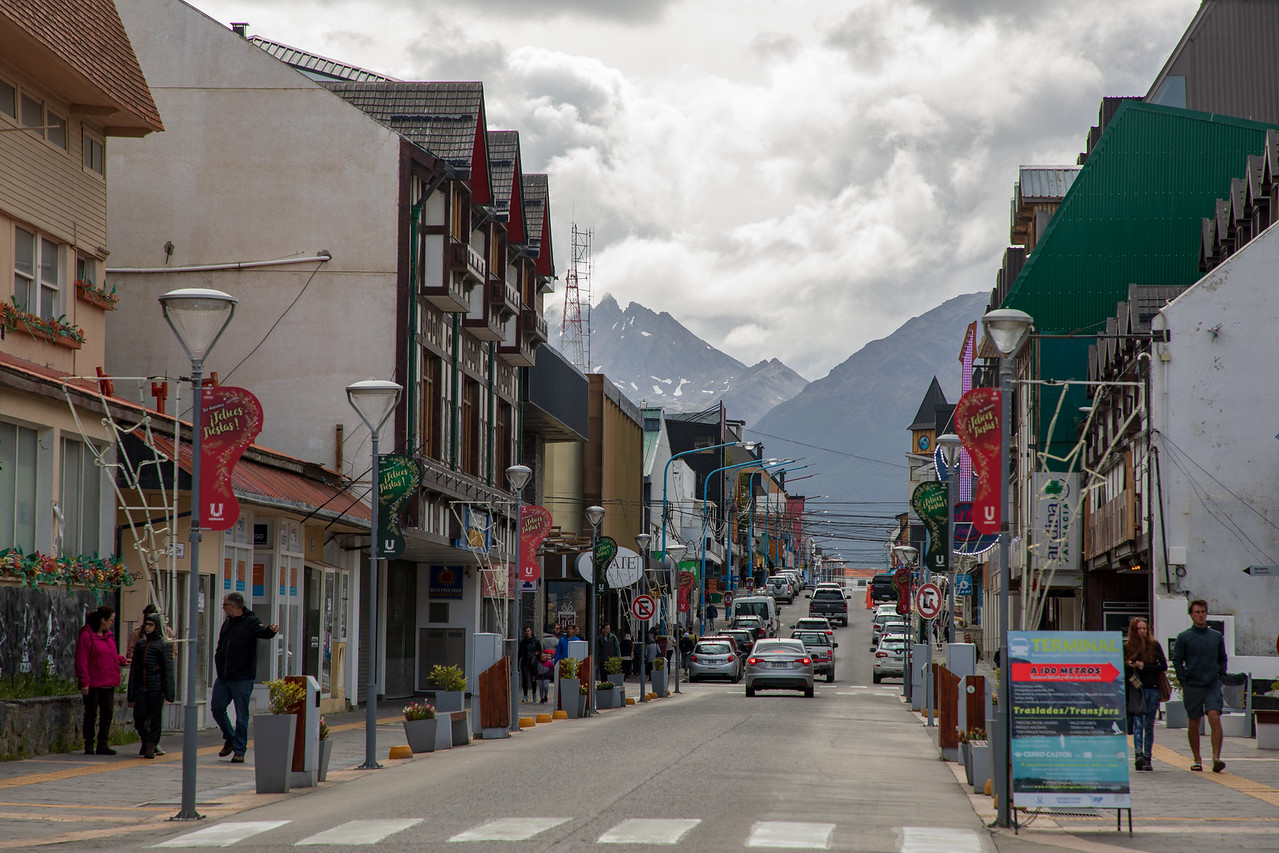 Ushuaia Patagonia Is Not The Most Beautiful Of Towns, But Spend Some Time And You Will Find An Unmistakable Charm