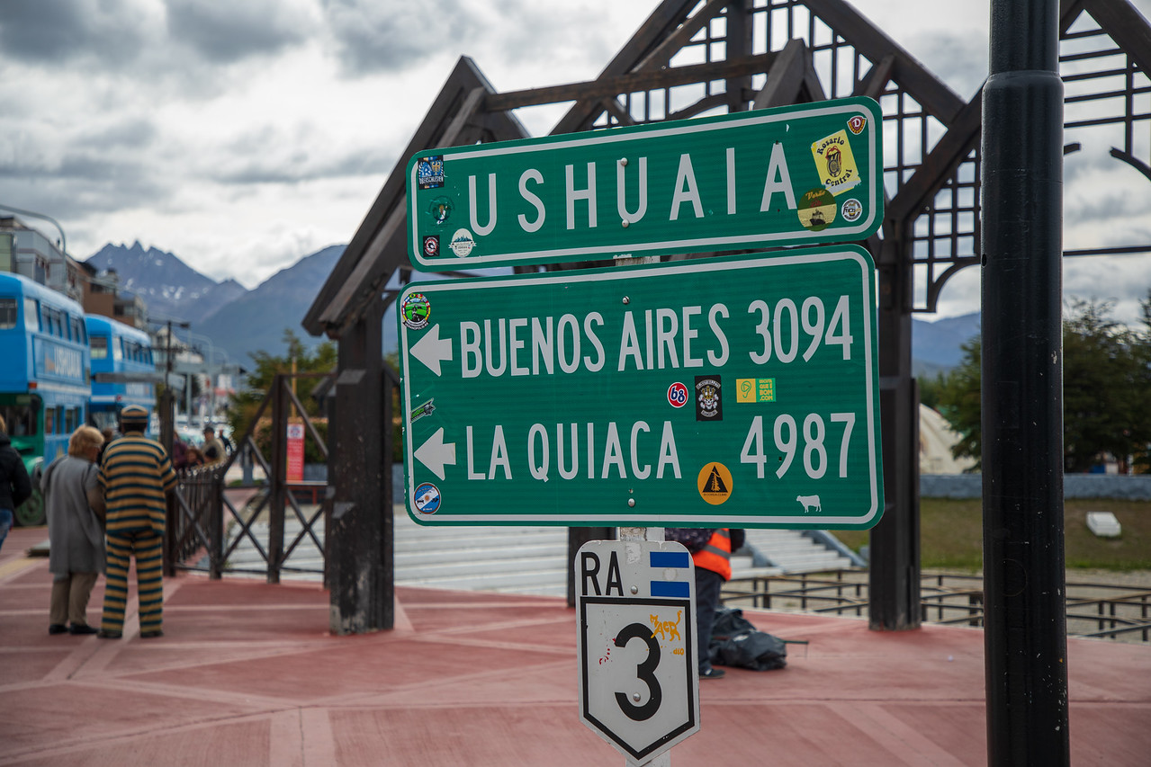 Ushuaia In Patagonia Feels Long Way From Everywhere