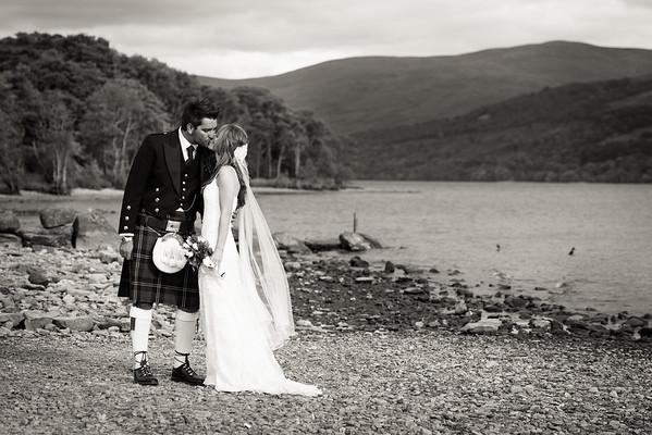loch tay lodges, perthshire, scotland, UK, wedding day, zoe & pieter nortje