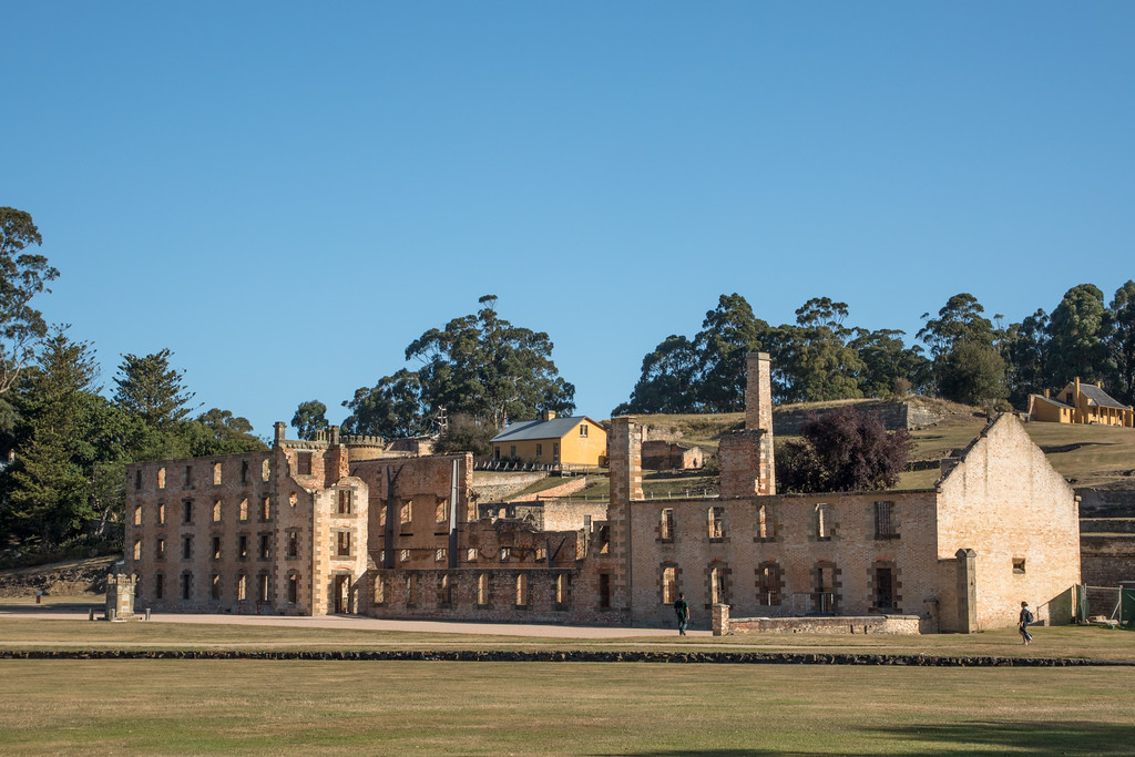 The Infamous Penitentiary of Port Arthur