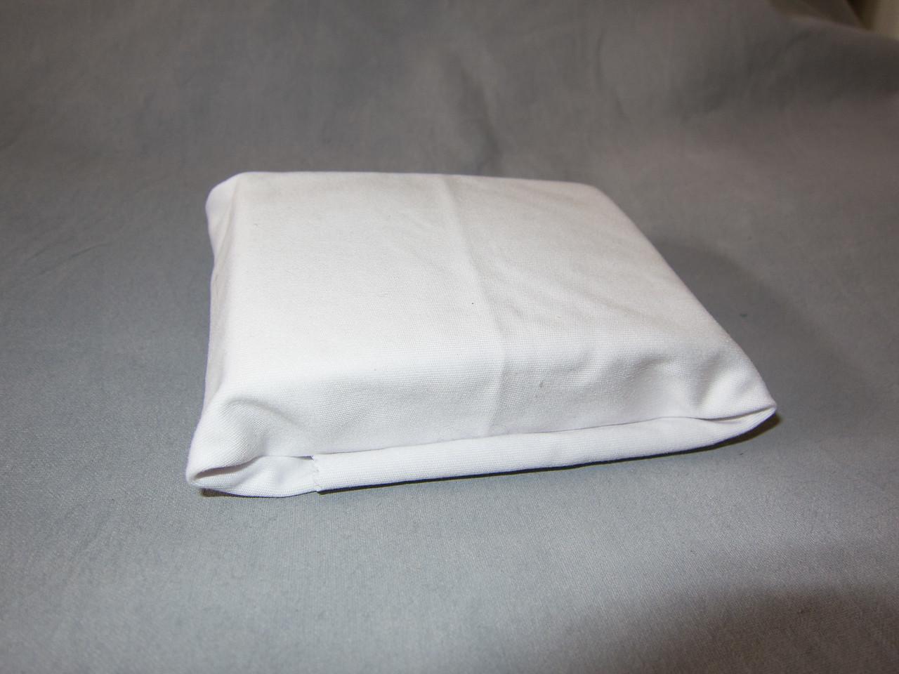 Lens cloth and foam