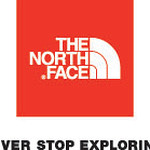 TNF Logo_Never Stop Exploring_Red