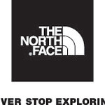 TNF Logo_Never Stop Exploring_Black