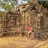 Bicycling Around Angkor Wat, Cambodia
