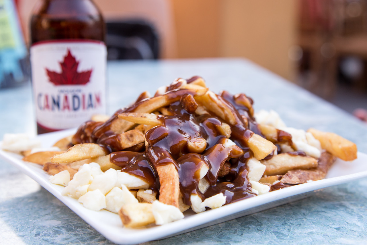 Poutine – What You See is What You Get