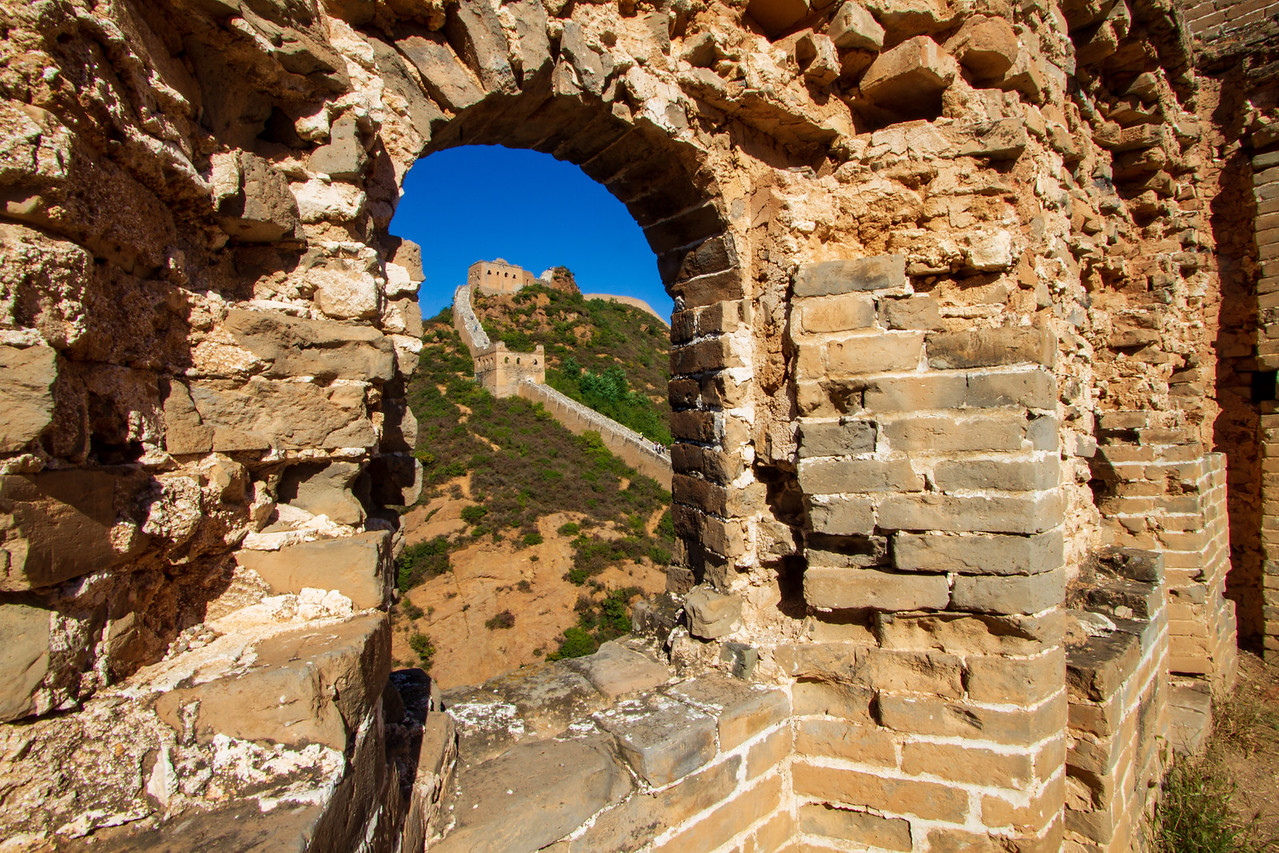 There Are Many Great Opportunities for Photography on the Great Wall of China
