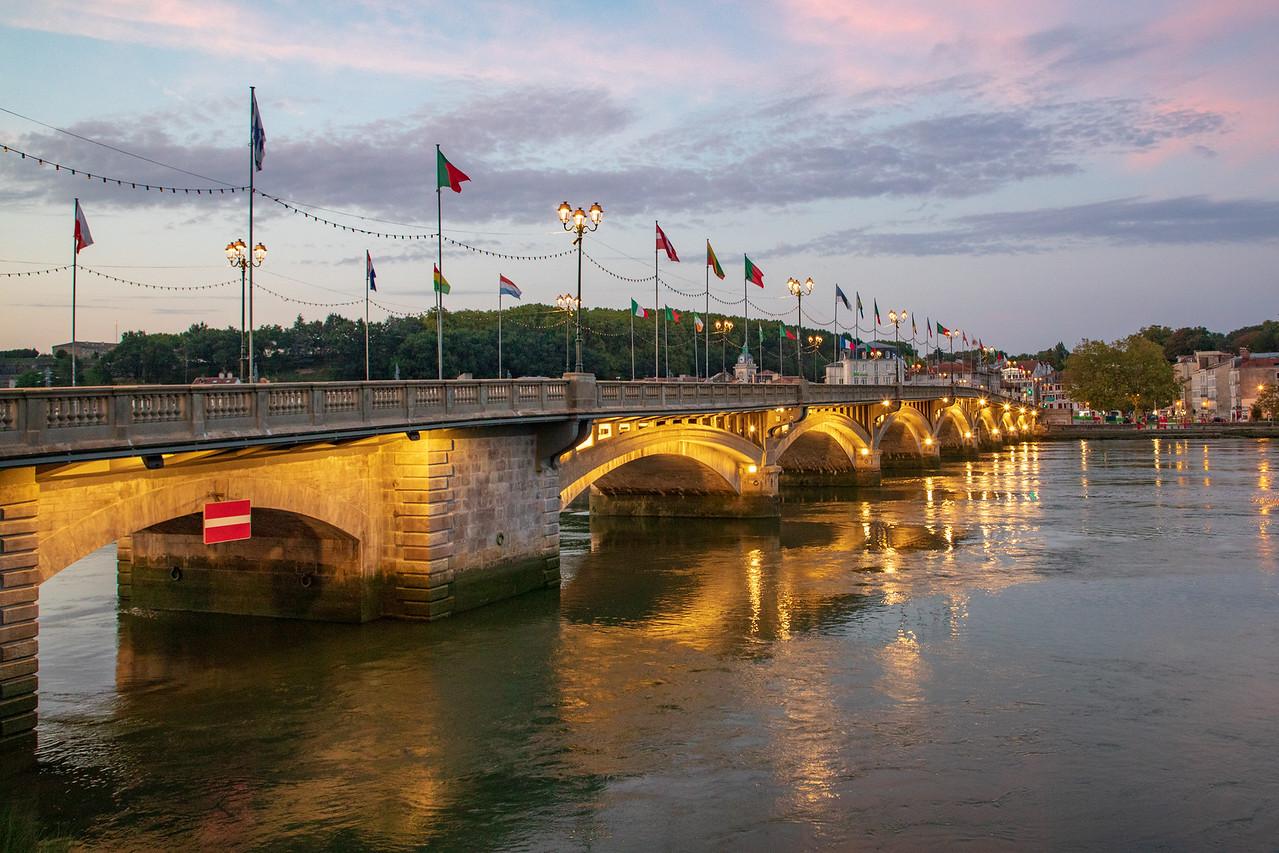 Bridge Over the River Nive