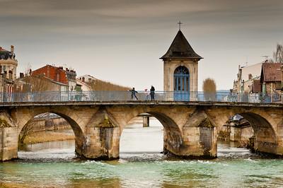 Bridge Over Ornain