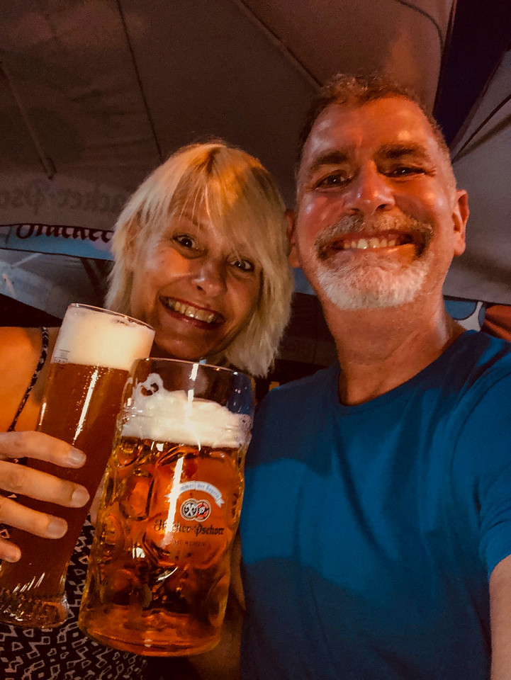 You Have To Try The Beer in Munich