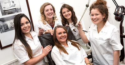 Dental Students Visit Atholl Palace Hotel