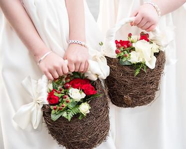 Flowergirl Basket