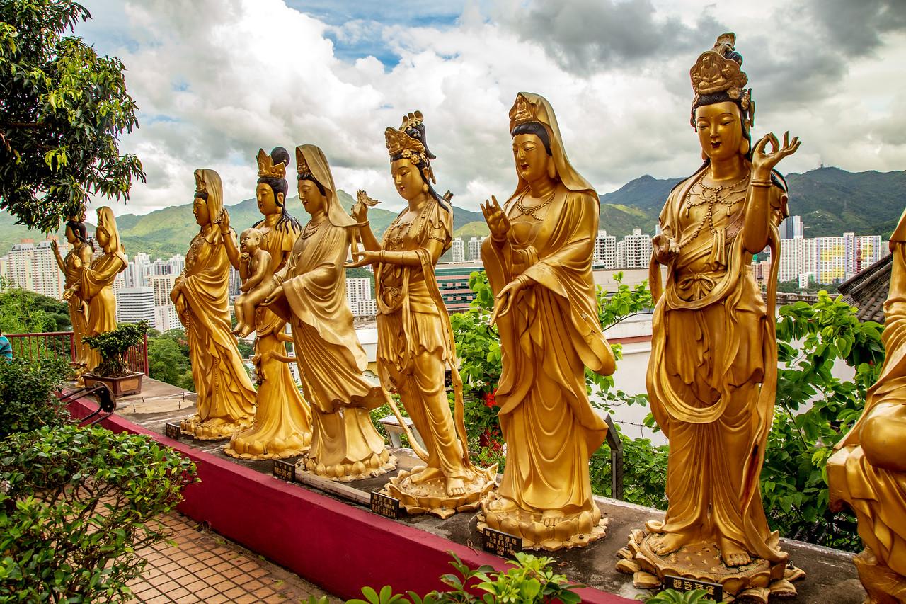 10,000 Buddha Monastery You Can See Living in Hong Kong