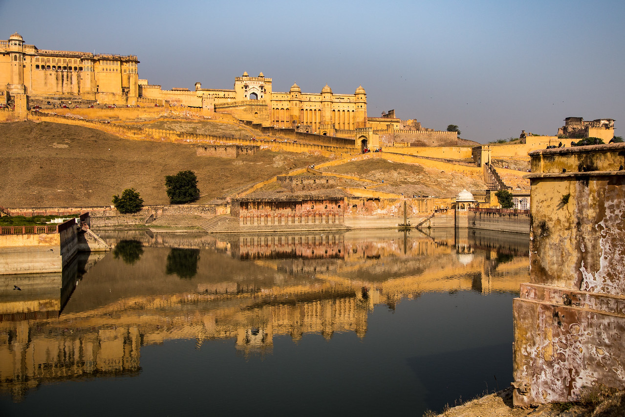 Picture of Amber Fort in Jaipur, India