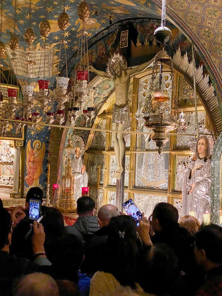 Station of the Cross Number Twelve Jesus DIes on the Cross