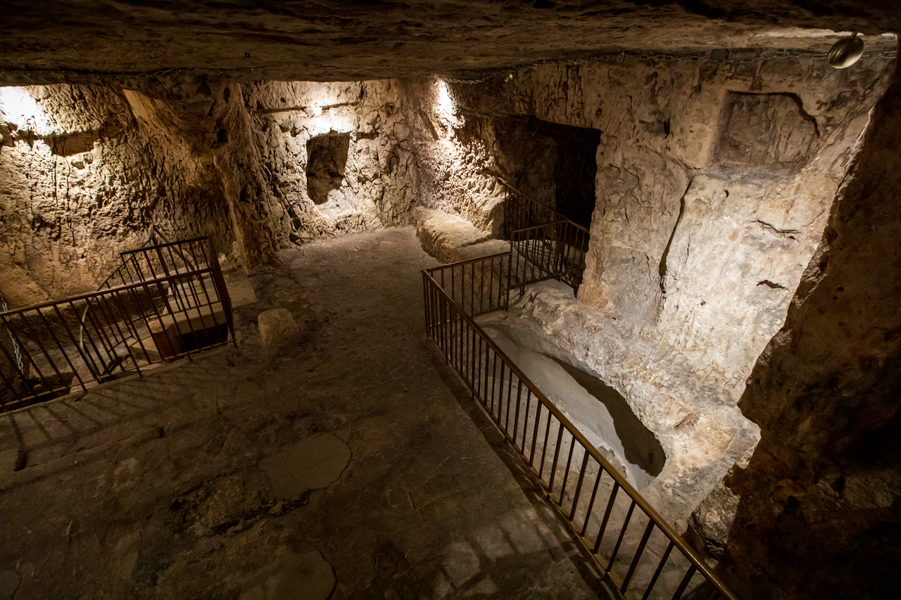 "Inside the ""Prison of Christ"""