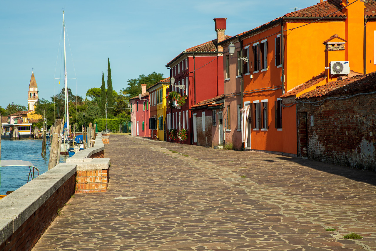 Дома на острове Маццорбо  Венецианские острова за один день Венецианские острова за один день BL2A0549 X2