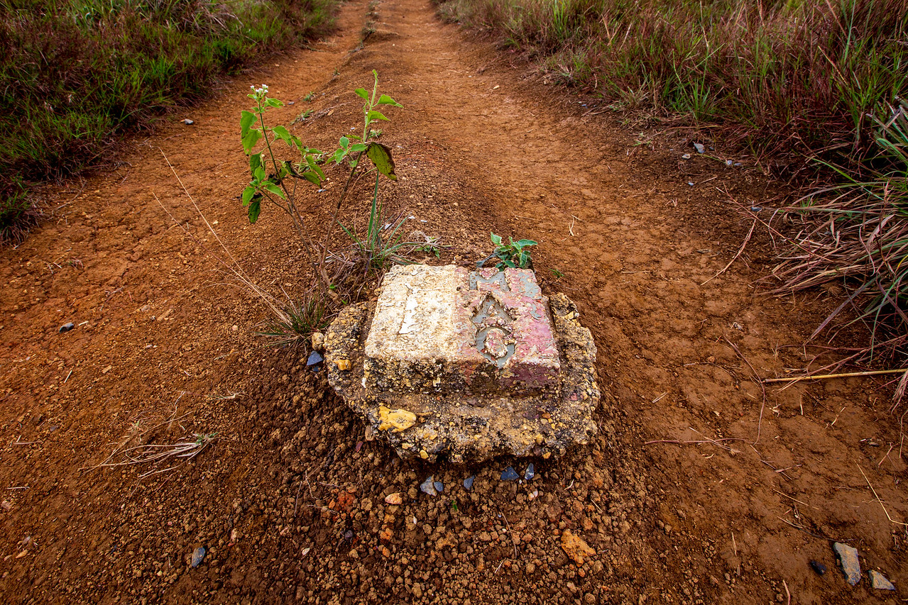 Plain of Jars War Remnants