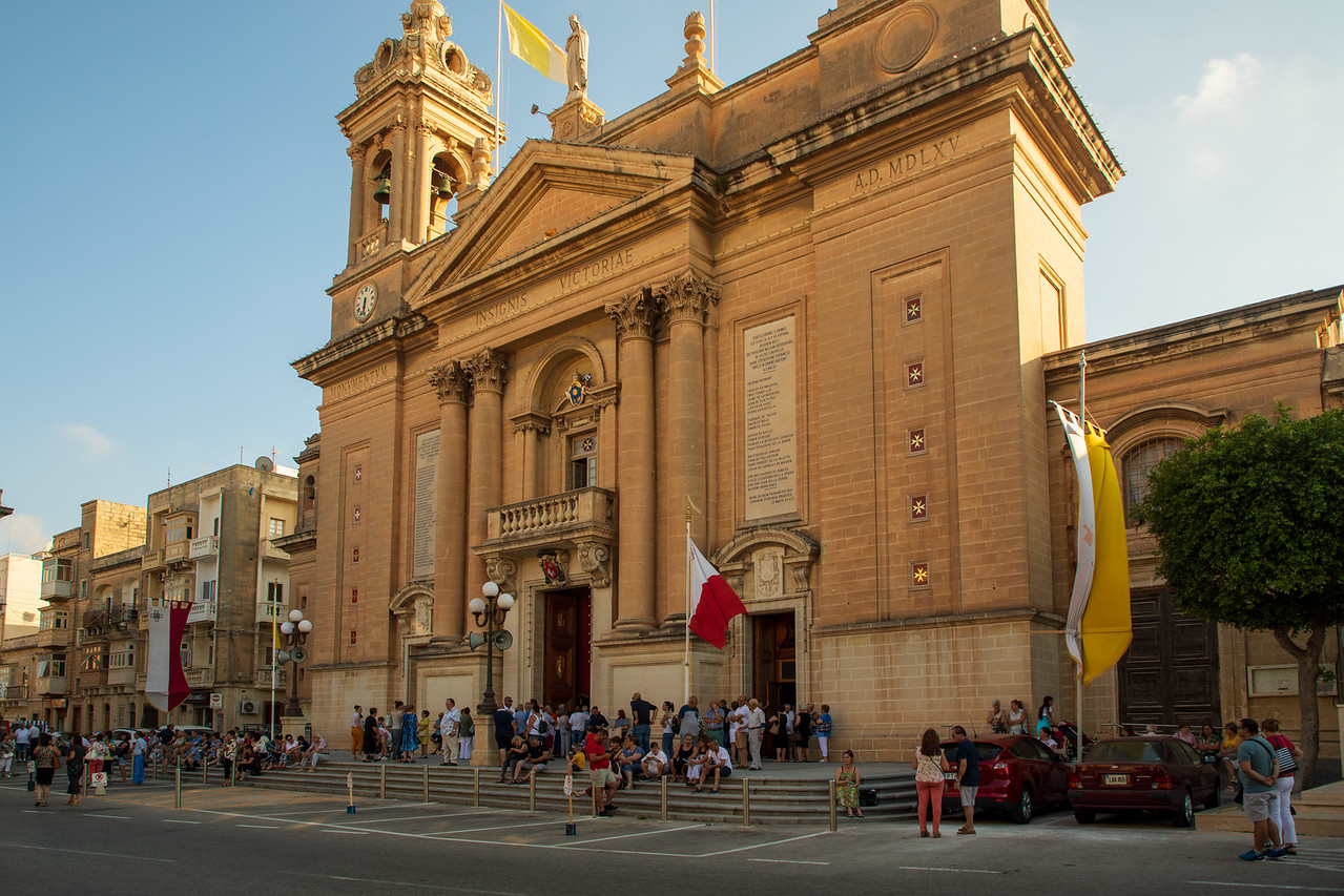 Image of the Basilica of Senglea