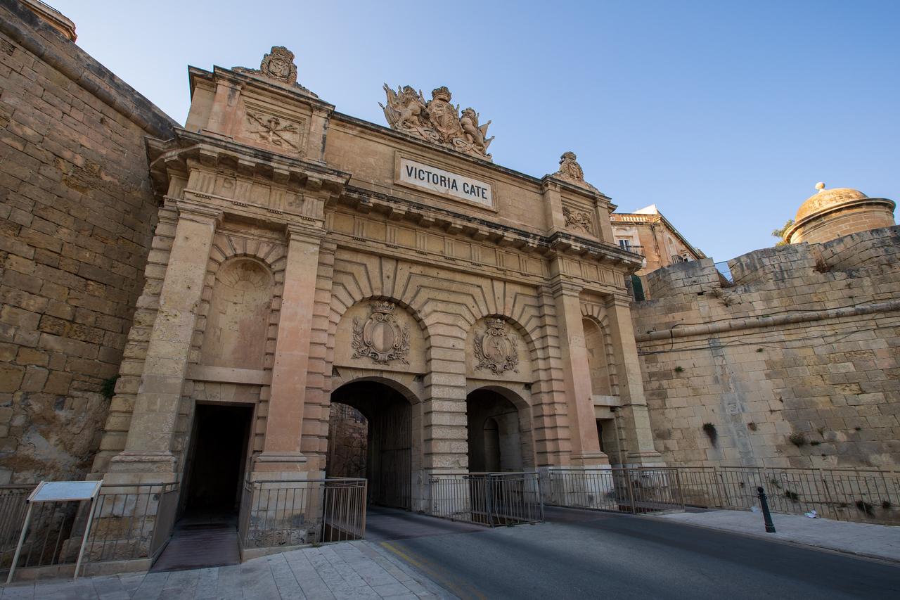 The Victoria Gate Entrance Into Valletta