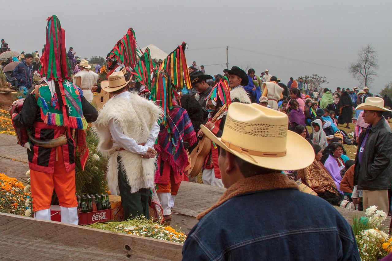Día de los Muertos Celebration in Chiapas, Mexico