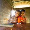 Boys in Classroom