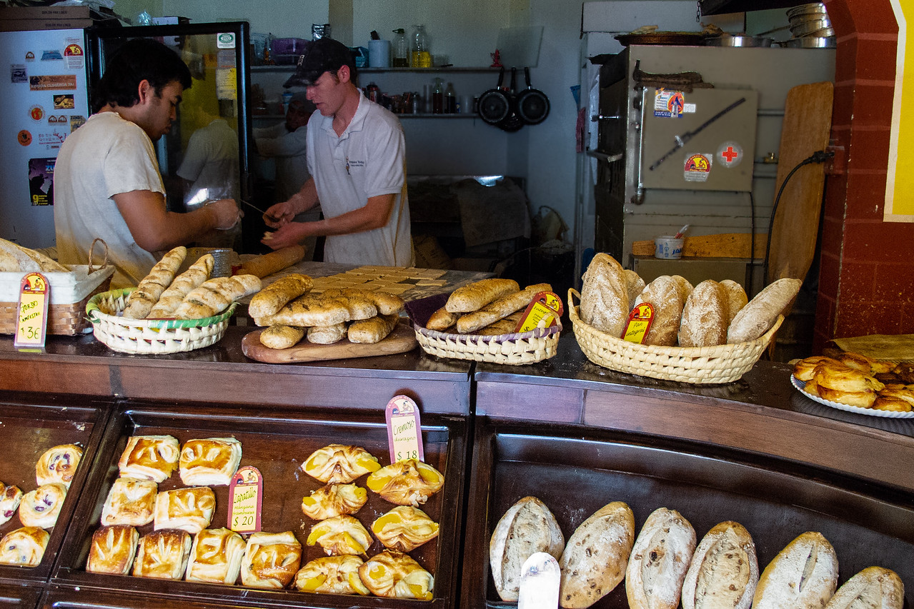 Fresh Bread Bakery in San Cristobal de las Casas