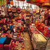 Haandmade Textiles at the Artisan Market