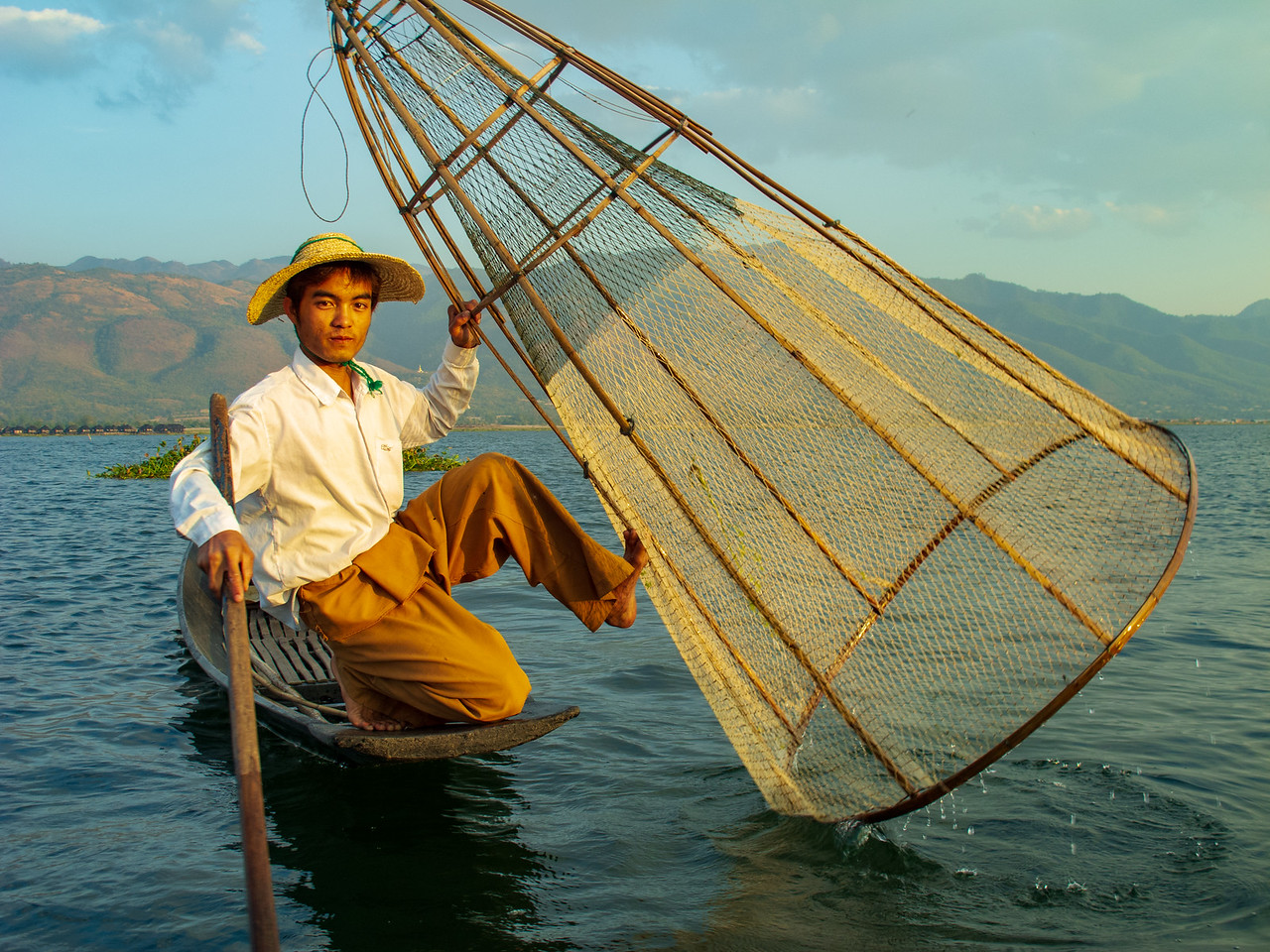 The Fishermen of Inle Lake, Myanmar