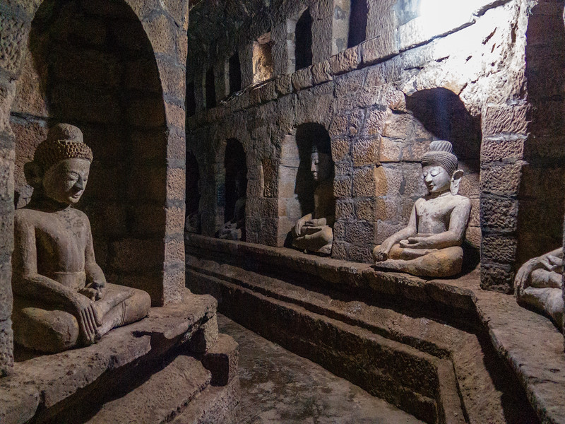 Images from seldom seen Myanmar. Last time I read, Mrauk U was off limits. Too bad, it is spetcacular.